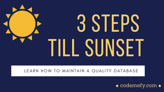 3 steps till sunset codemefy